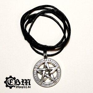 Halsband - Runic pentagram
