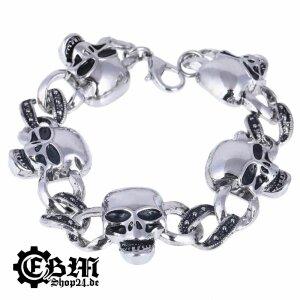 Armkette - Skull