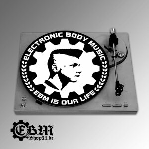 Slipmat - EBM IS OUR LIFE