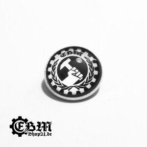 Lapel pin - EBM - Wings II