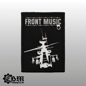 Aufnäher EBM - FRONT MUSIC
