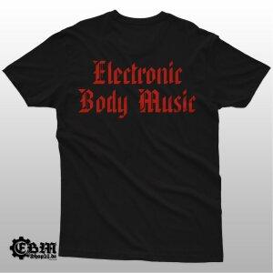 EBM - Three Symbols - T-Shirt B