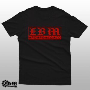 EBM - Three Symbols - T-Shirt B S