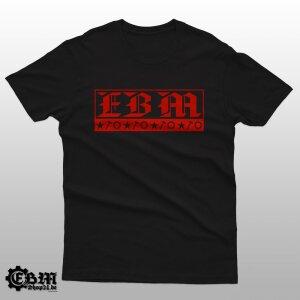 EBM - Three Symbols - T-Shirt B M