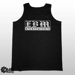 EBM - Three Symbols  - Tank Top A
