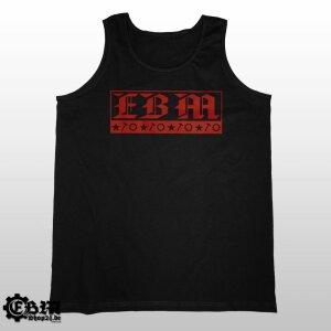EBM - Three Symbols  - Tank Top B