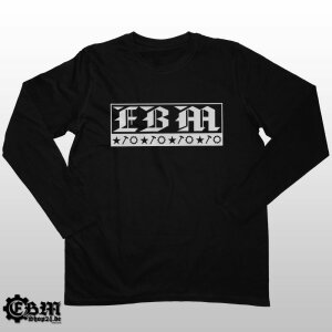 EBM - Three Symbols - Longsleeve A