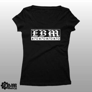 Girlie Melrose - EBM - Three Symbols - A