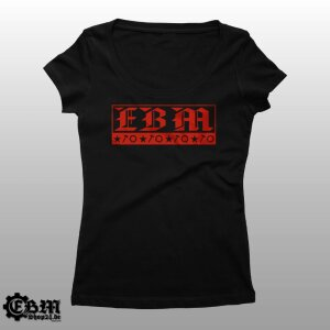 Girlie Melrose - EBM - Three Symbols - B S