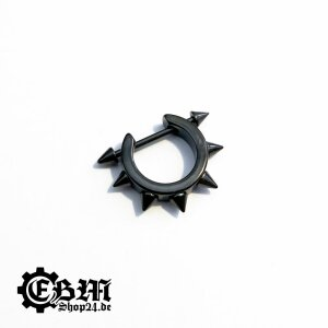 Creole - Spikes II - Black
