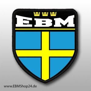 Aufnäher EBM-Schweden