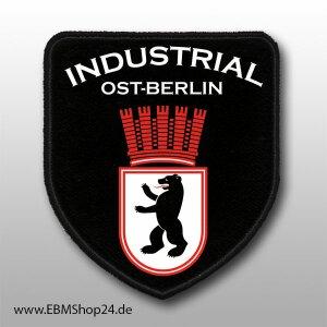 Aufnäher Industrial - Berlin
