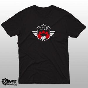 Ost Deutsche Freundschaft - T-Shirt XXL