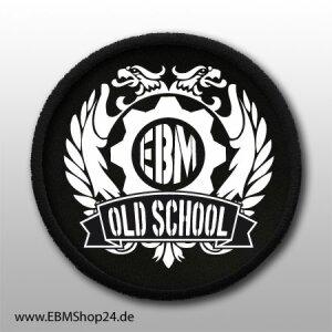 Aufnäher EBM - Eagle Circle