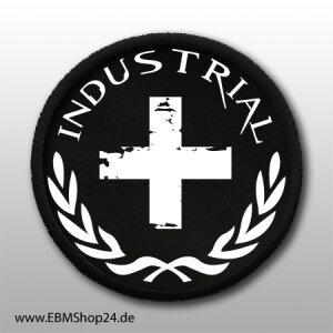 Aufnäher Industrial Blitz