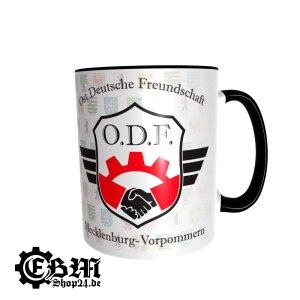 Tasse - ODF - Mecklenburg-Vorpommern