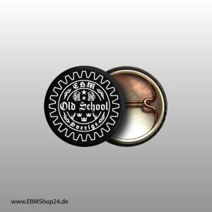 Button Old School Schweden II