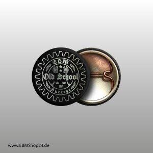 Button Old School Schweden II