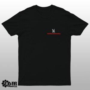 Gothiccommunity - T-Shirt XXXL