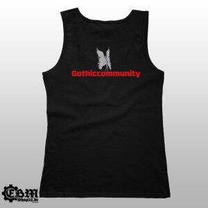 Girlie Tank - Gothiccommunity