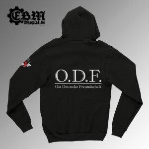 Hooded - Zipper - Ost Deutsche Freundschaft