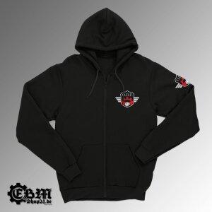 Hooded - Zipper - Ost Deutsche Freundschaft L