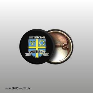 Button EBM Old School Sweden