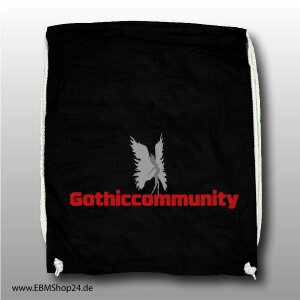 Turnbeutel (Rucksack) - Gothiccommunity