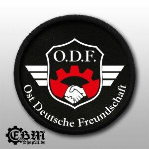 Aufnäher Ost Deutsche Freundschaft