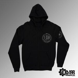 Hooded - Zipper - EBM - Outline