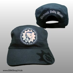 ARMY CAP - EBM IS OUR LIFE - V3