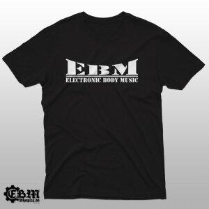 EBM - T-Shirt XL
