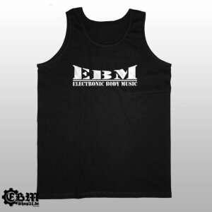EBM - Tank Top XL